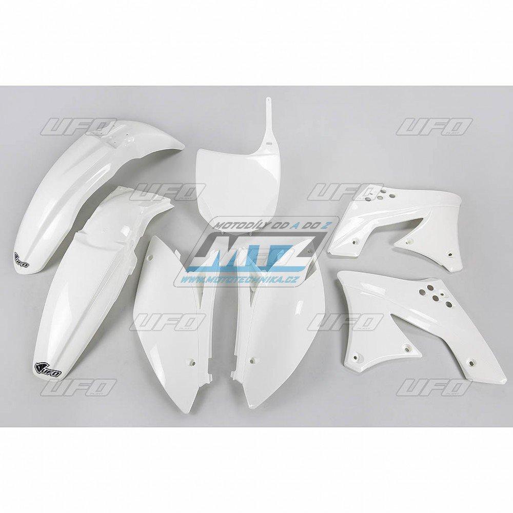Sada plastů Kawasaki - KXF250 / 09+12 - bílá