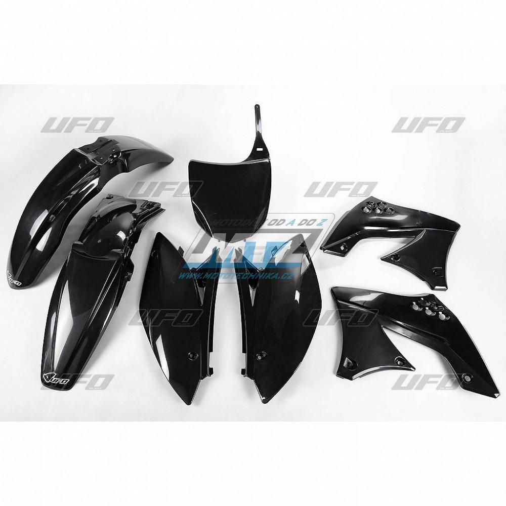 Sada plastů Kawasaki - KXF450 / 09 - černá