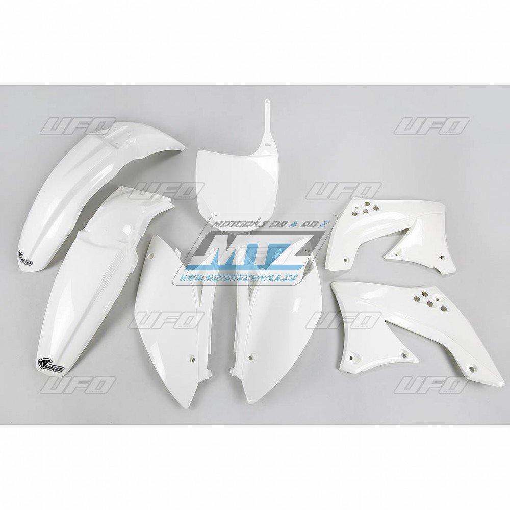 Sada plastů Kawasaki - KXF450 / 09 - bílá