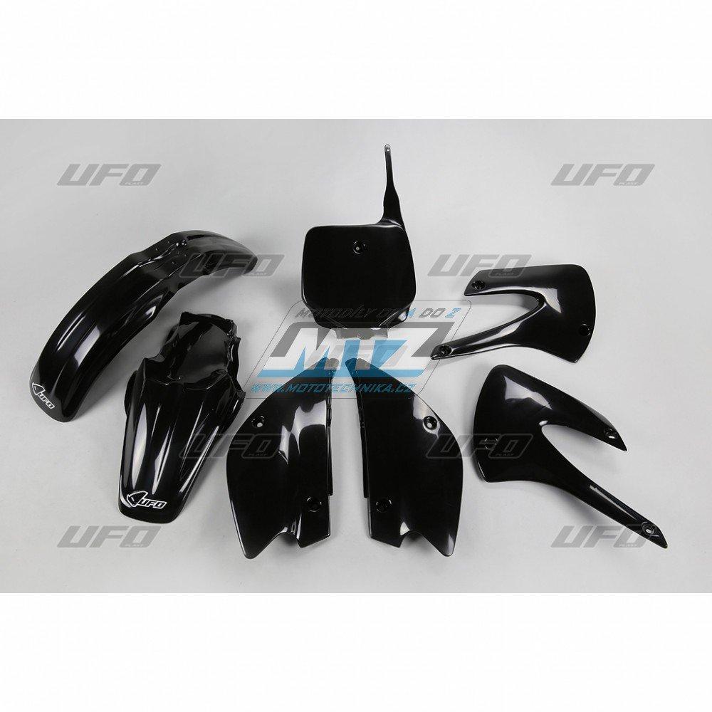 Sada plastů Kawasaki - KX85 / 10 - černá