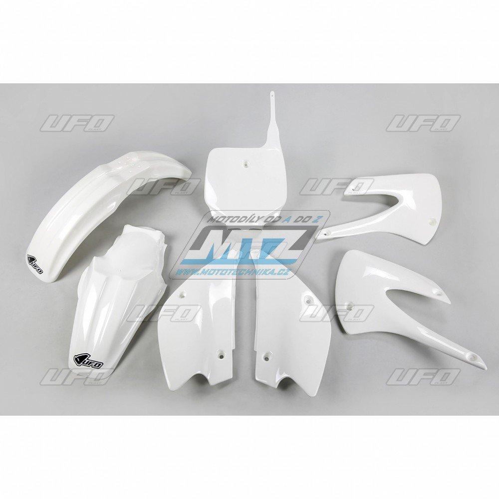 Sada plastů Kawasaki - KX85 / 10 - bílá