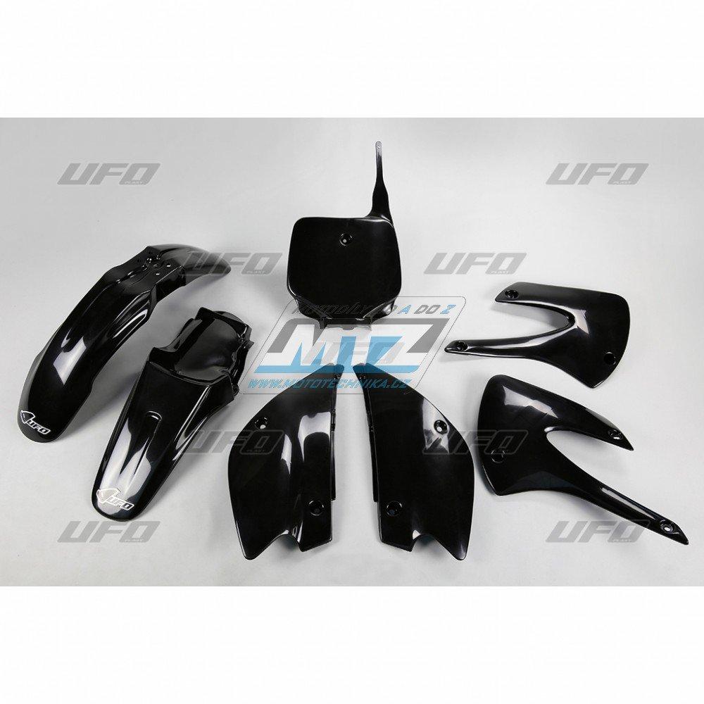 Sada plastů Kawasaki - Restyling KX85/10 - černá