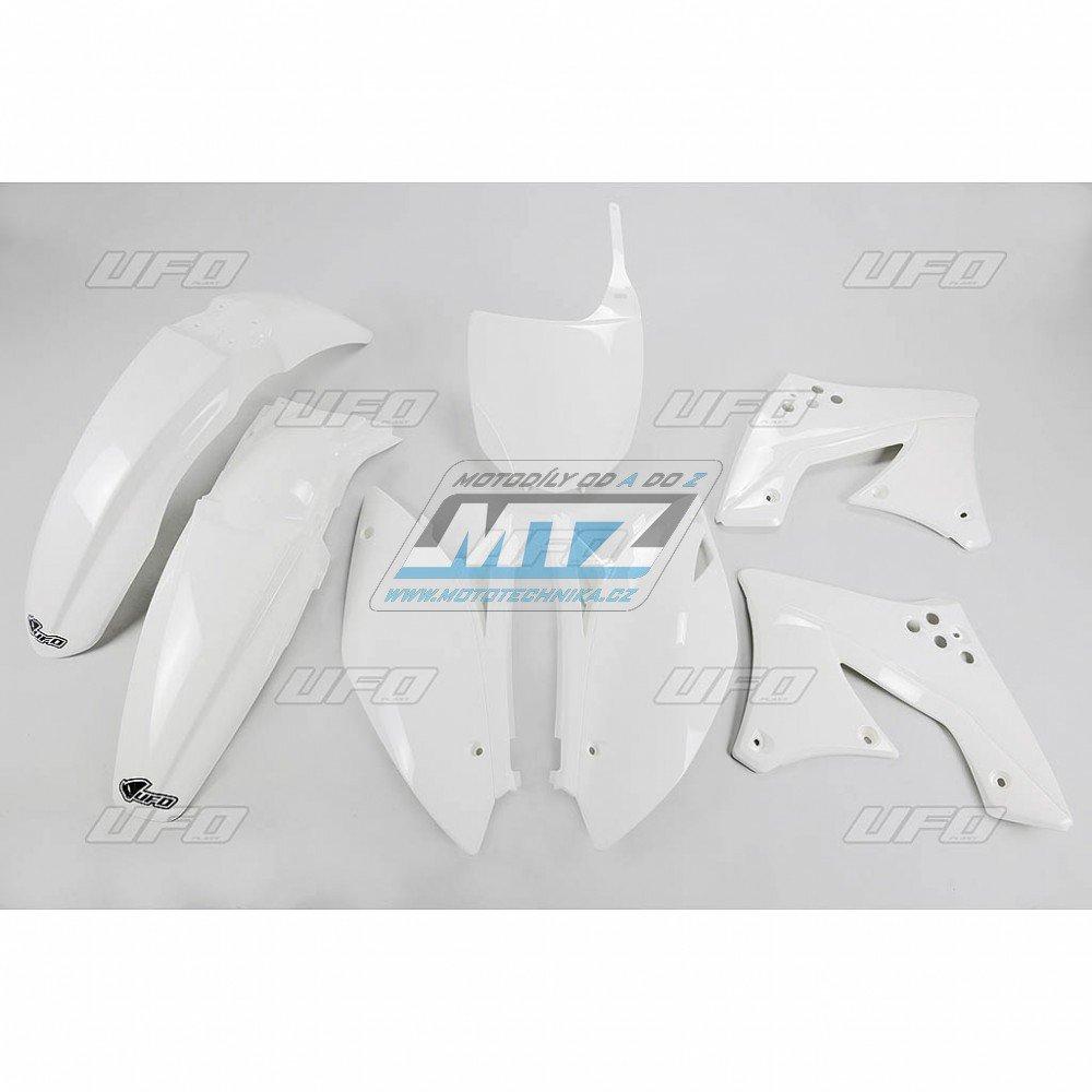 Sada plastů Kawasaki - KXF250 / 10-11 - bílá