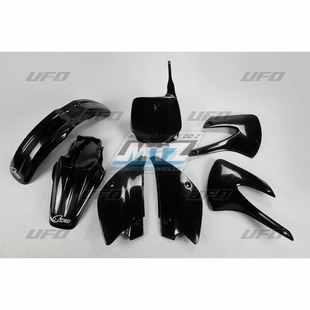 Sada plastů Kawasaki - KX85 / 13 - černá