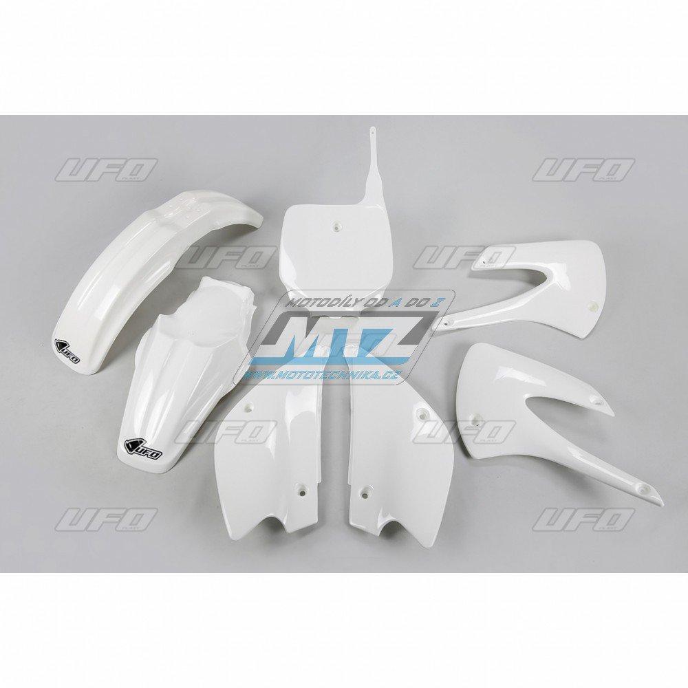 Sada plastů Kawasaki - KX85 / 13 - bílá