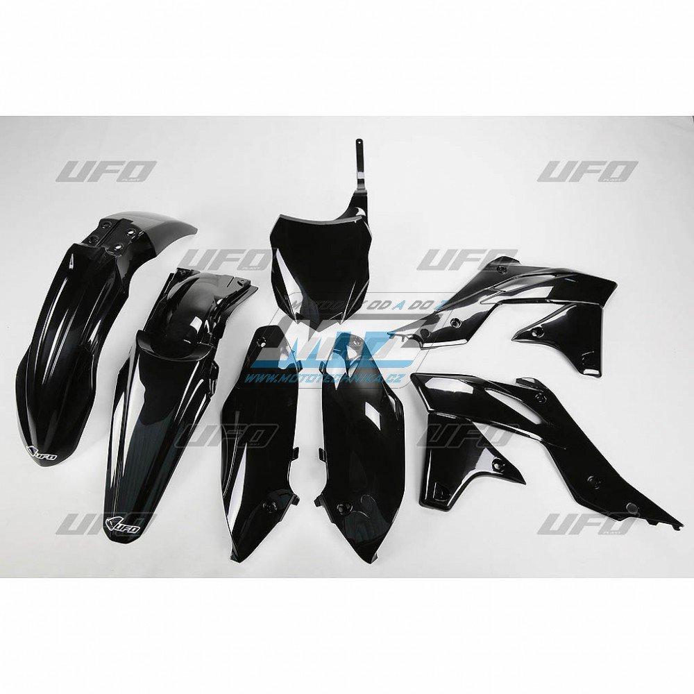 Sada plastů Kawasaki - KXF250 / 13 - černá
