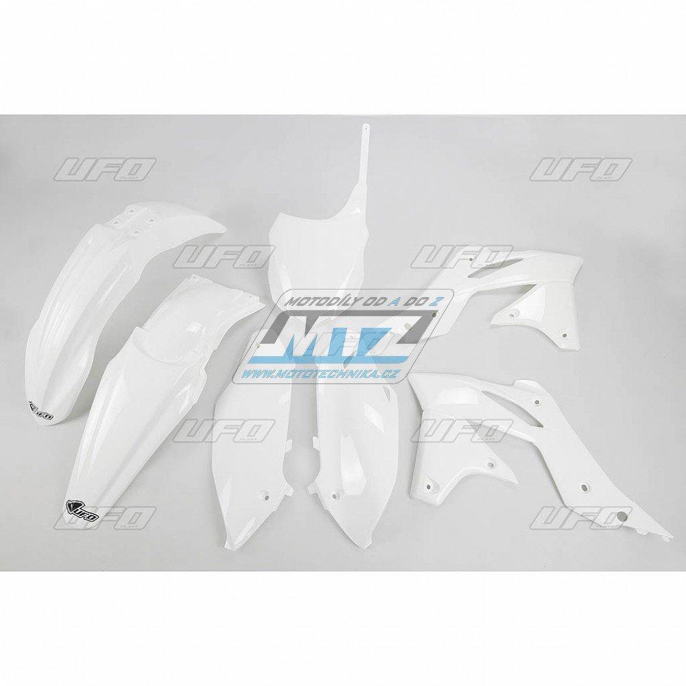 Sada plastů Kawasaki - KXF250 / 13 - bílá