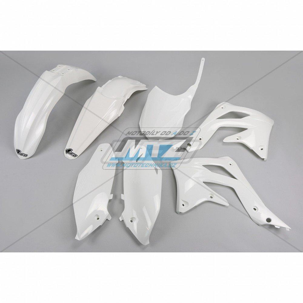 Sada plastů Kawasaki - KXF450 / 13-15 - bílá
