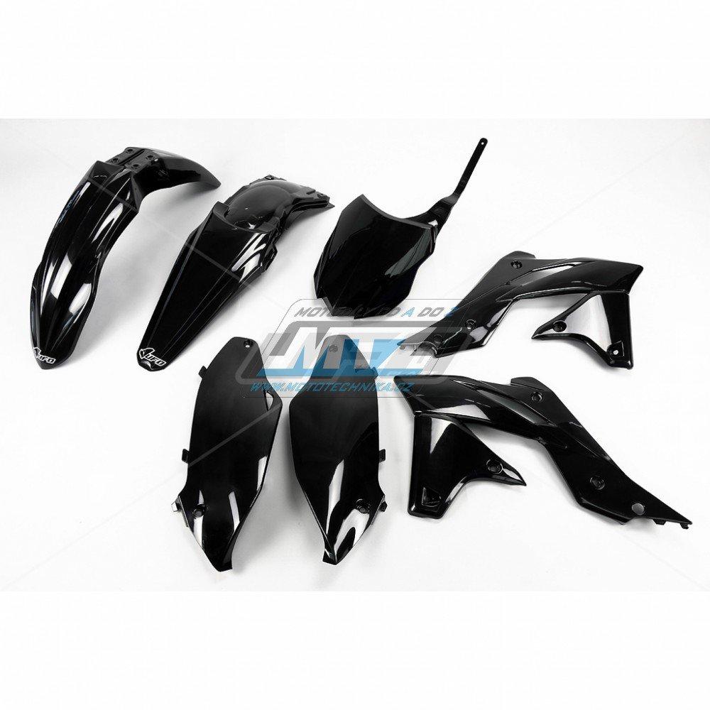 Sada plastů Kawasaki - KXF250 / 14-16 - černá