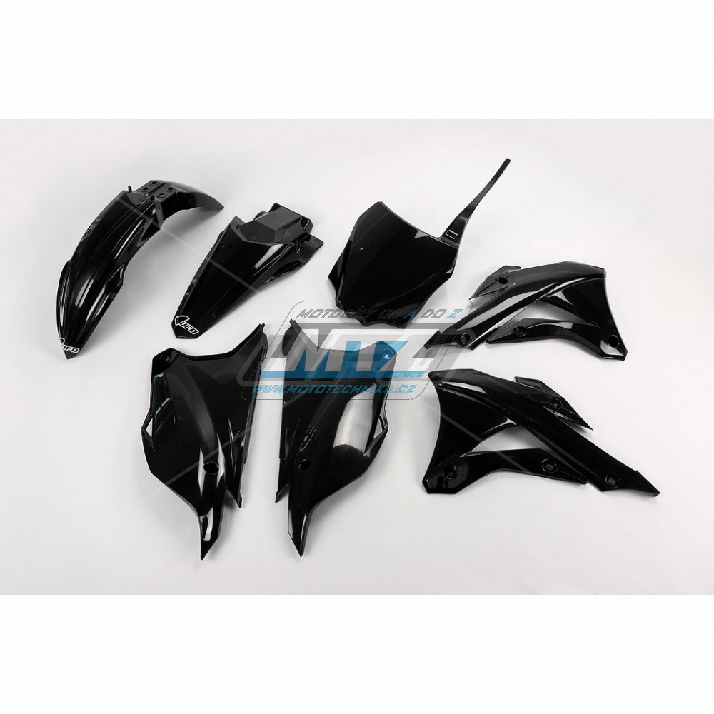 Sada plastů Kawasaki - KX85 / 14-17 - černá