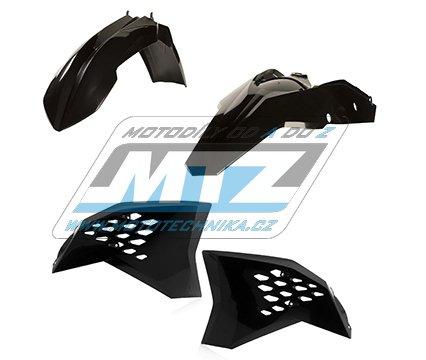 Sada plastů KTM - 125+250+300+450+530EXC+EXCR / 09-10 - černá