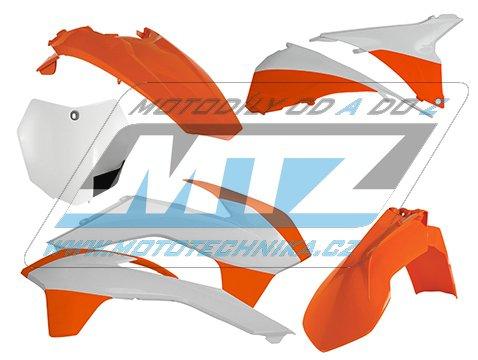 Sada plastů KTM - 125SX +250+350+450SXF / 13-15 + 250SX / 13-16 - originální barva model 2015