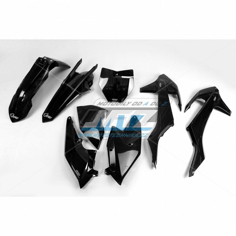 Sada plastů KTM - 125SX / 16-17 + 250+350+450SXF / 16-17 - černá