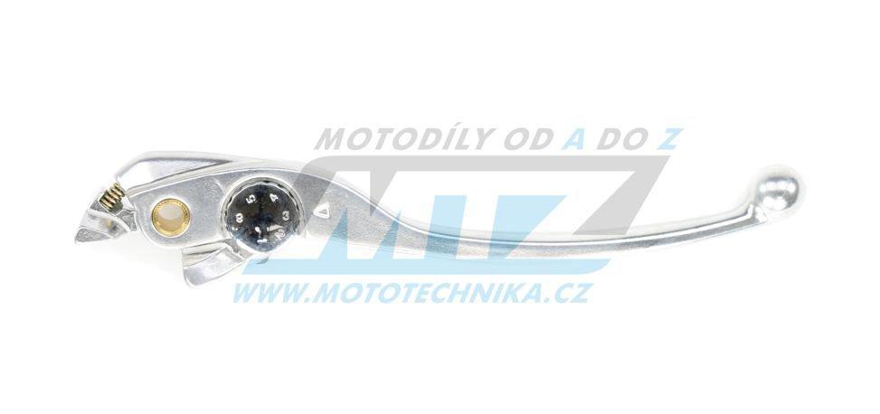 Páčka brzdy - Honda CBR600RR / 02-06 (barva stříbrná)