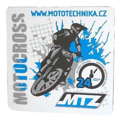 Magnetka MTZ Offroad/Motocross (70x69mm)