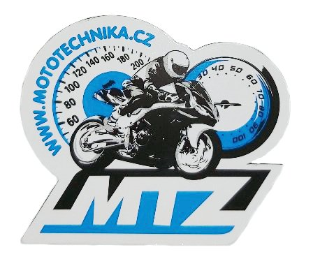 Magnetka MTZ Silnice/Street (70x61mm)