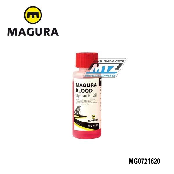Kapalina hydraulické spojky Magura Blood 100ml