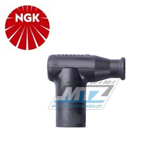 Fajfka/Botka NGK TB05EMA - 90° / 5 kOhm / pro svíčku s koncovkou - provedení silikonová