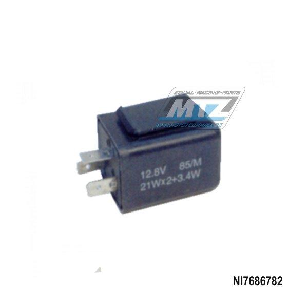 Relé blinkrů 3pól/6+12V plnoelelektrický