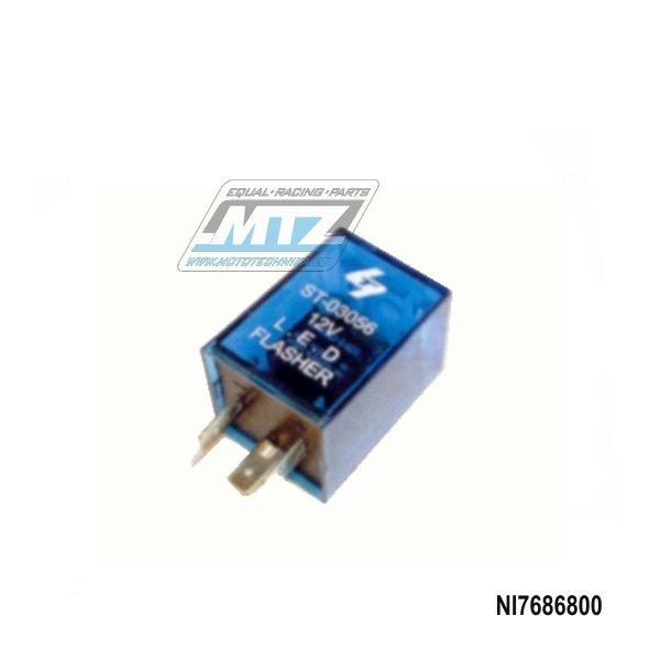 Relé blinkrů 3póly/12V LED elektrické