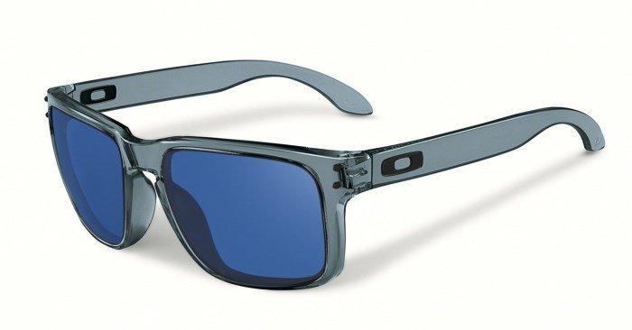 Sluneční brýle Oakley Holbrook (ice iridium)