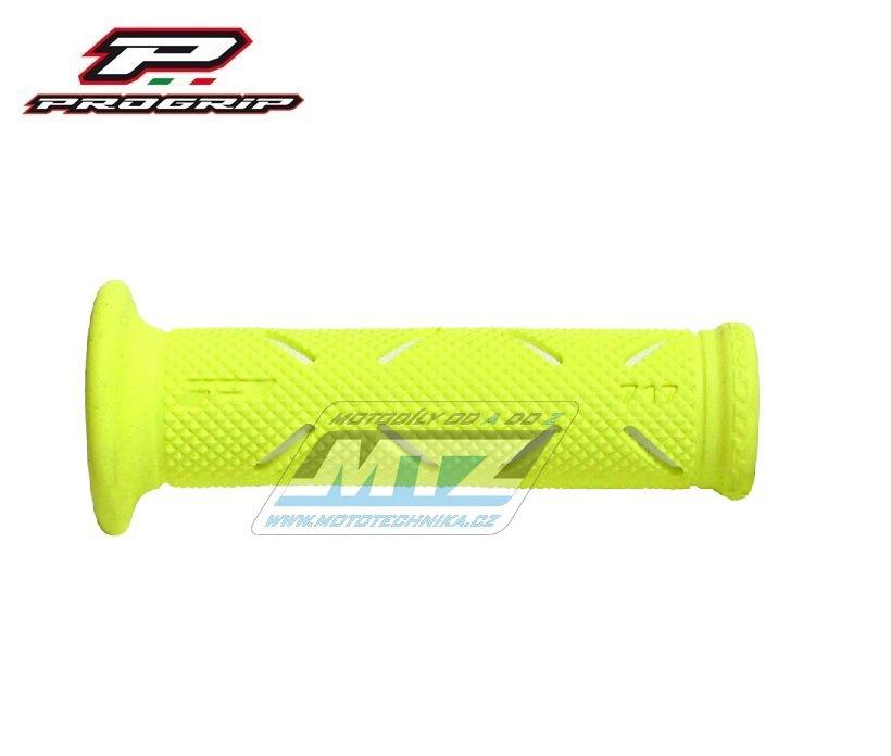 Rukojeti/Gripy Progrip 717 - FLUO žluté