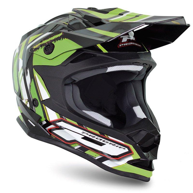 Přilba Progrip 3191 ABS - model Green
