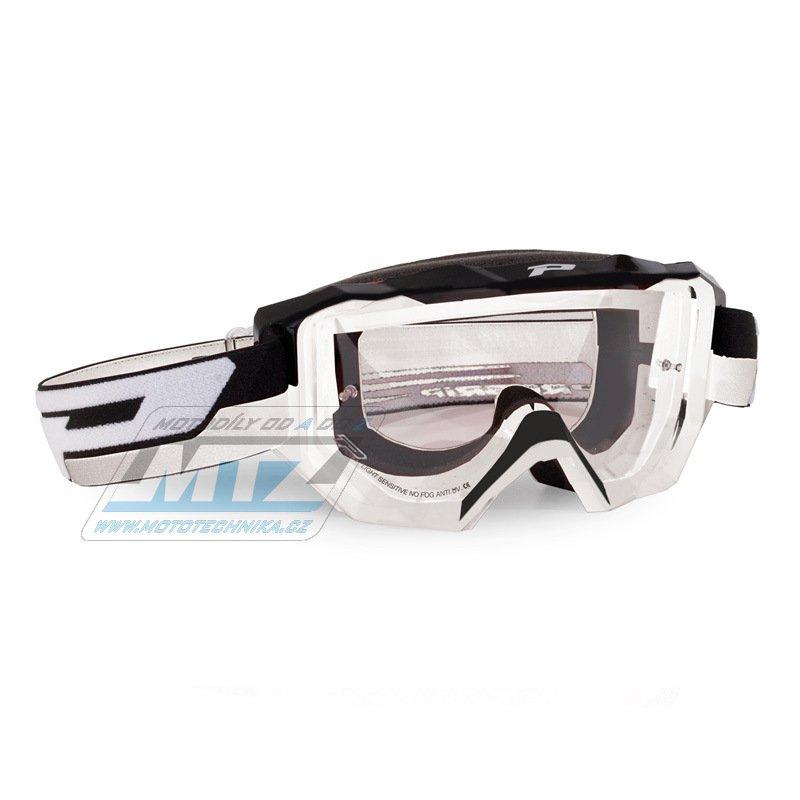 Brýle Progrip 3200 LS GOGGLES - šedé
