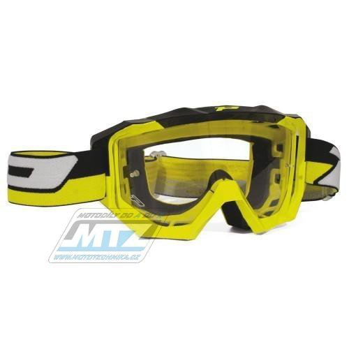 Brýle Progrip 3200 LS GOGGLES - žluté