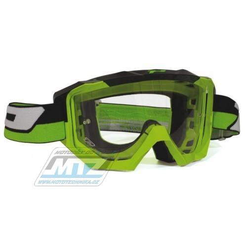Brýle Progrip 3200 LS GOGGLES - zelené