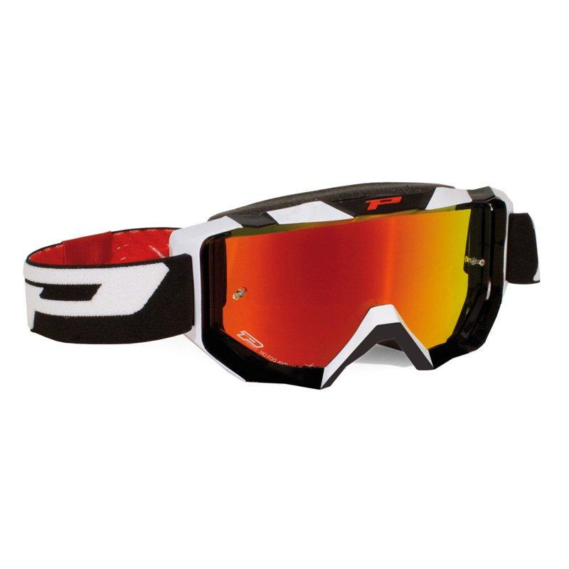 Brýle Progrip 3200FL MULTILAYERED - černo/bílé