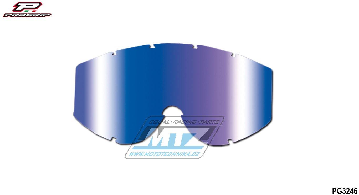 Sklo Progrip 3246-multicolor modré