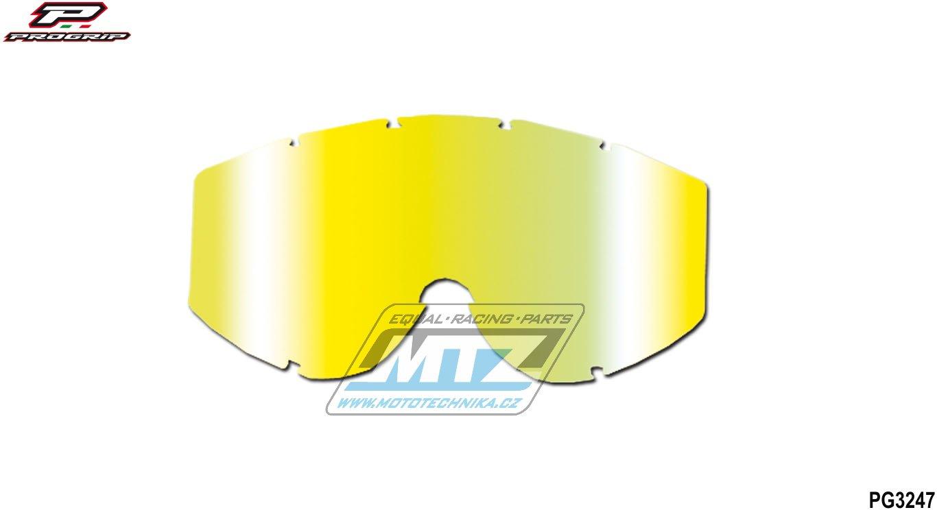 Sklo Progrip 3247-multicolor žluté