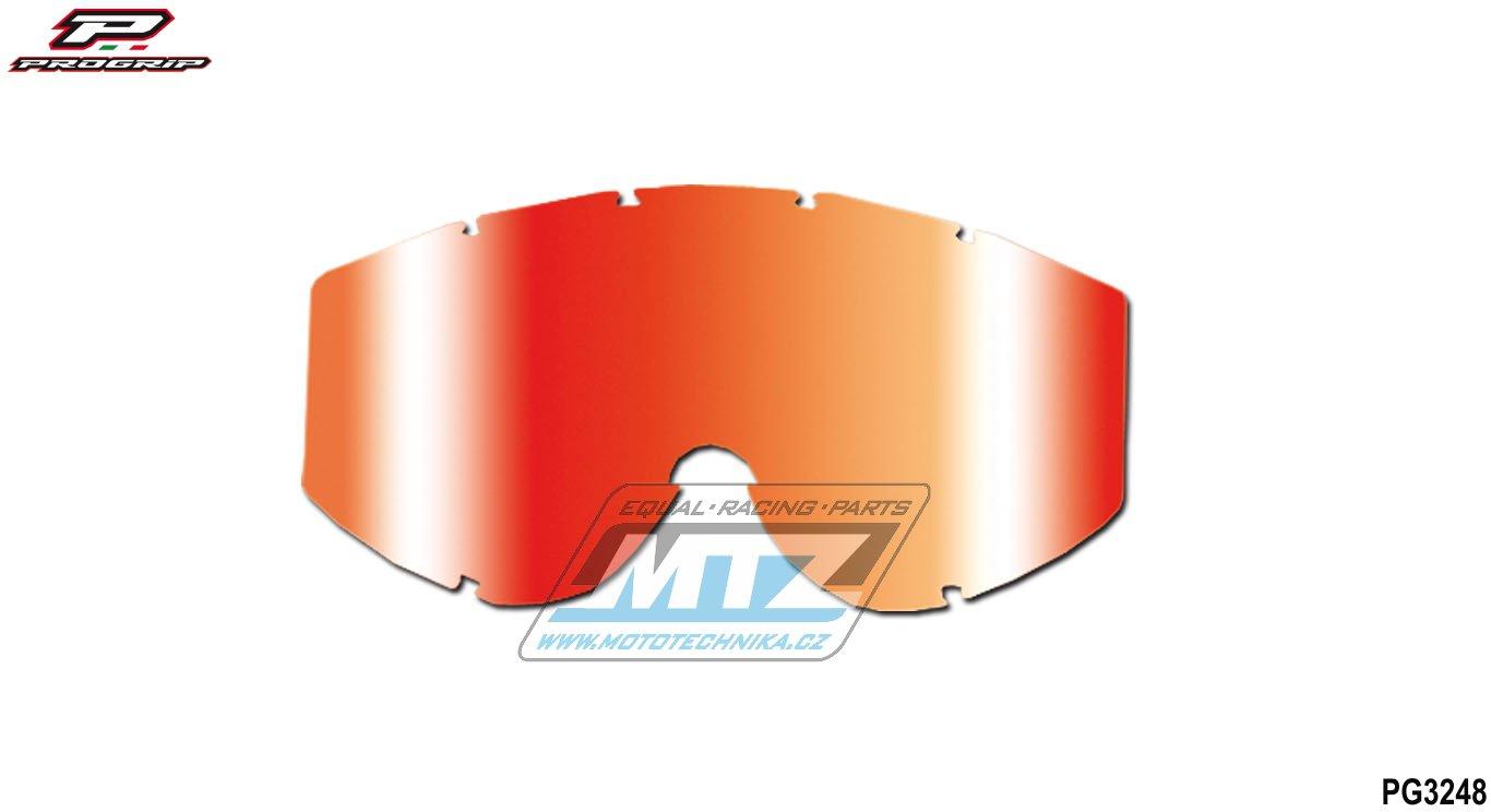 Sklo Progrip 3248-multicolor červené