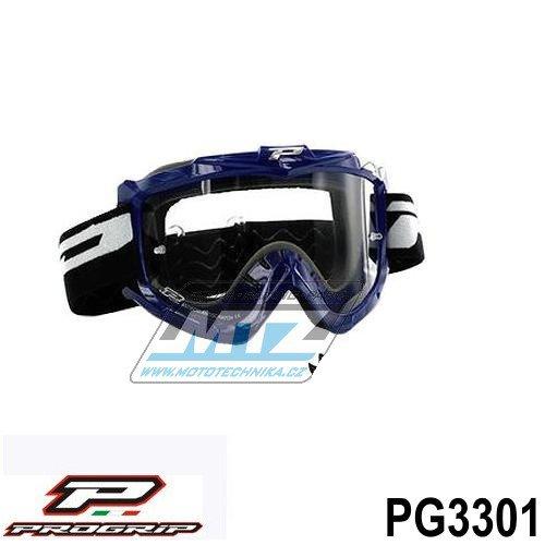 Brýle Progrip 3301 - modré