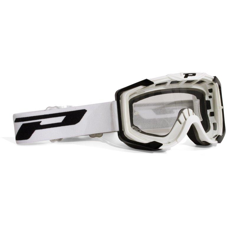 Brýle Progrip 3400 - bílé