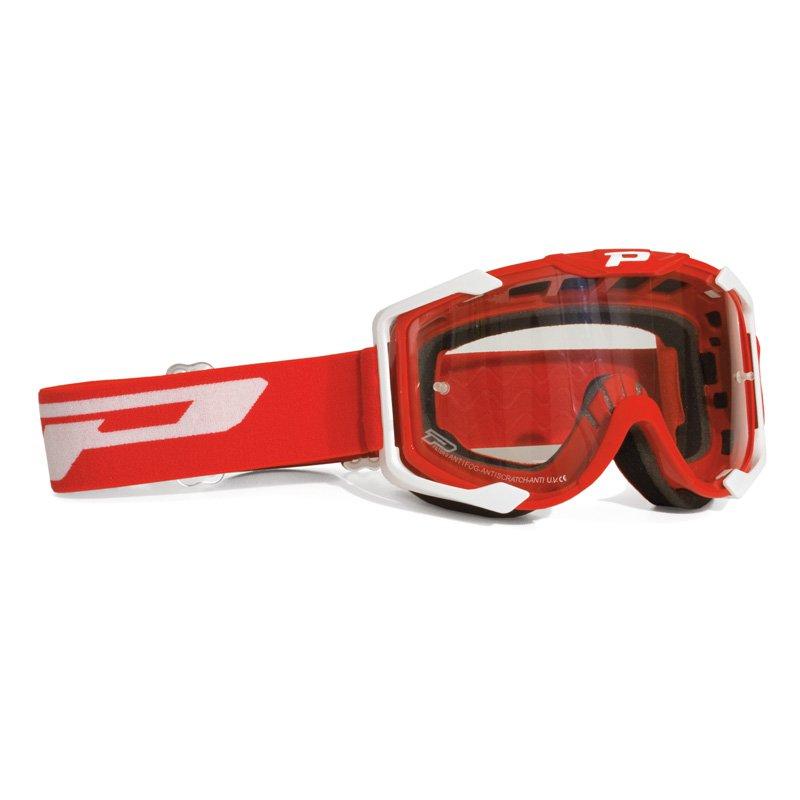 Brýle Progrip 3400 - červené