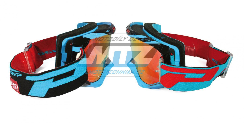 Brýle Progrip 3450 FL- Multilayered - modro/černé