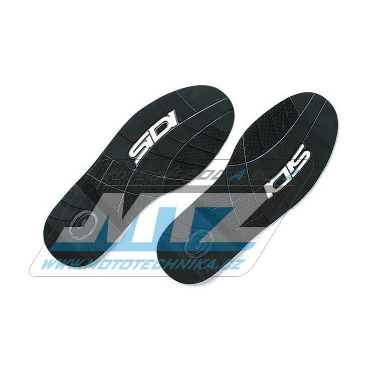 Podrážky jezdeckých bot offroad SIDI (velikost 45-47)