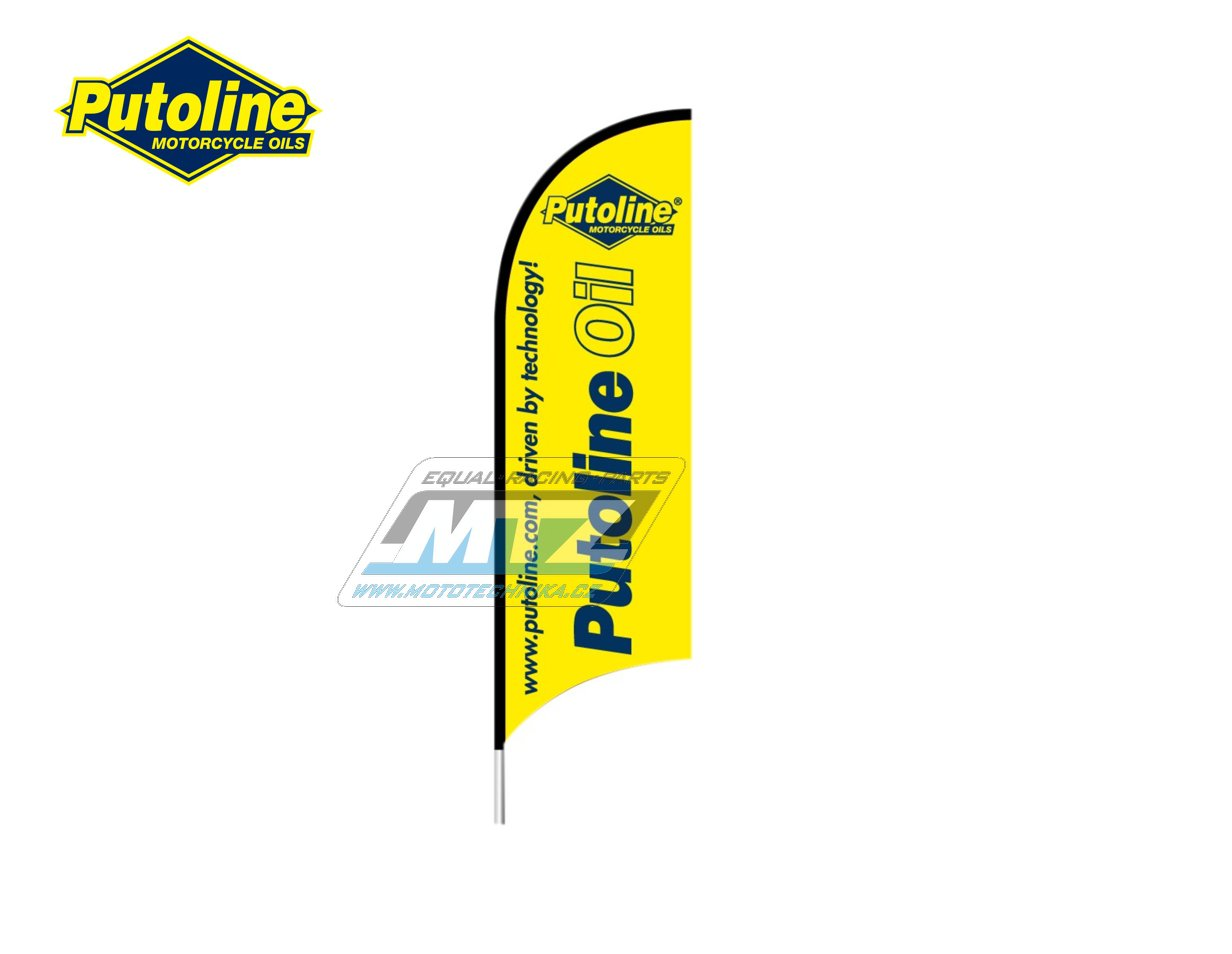 Vlajka Putoline Flag žlutá