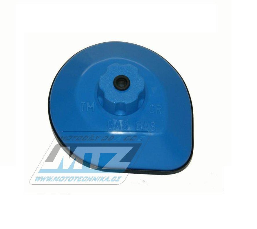Kryt filtru (air-boxu) Honda CR125+CR250 / 89-01 + TM MX85+125+250+300 + EN125+250+300 / 08-10 + TM MX250F+400F+530F + EN250F+400F+530F / 01-10 + Gas-Gas EC125+250+300 + MX125+250+300 / 97-06 + Suzuki RM+RMZ
