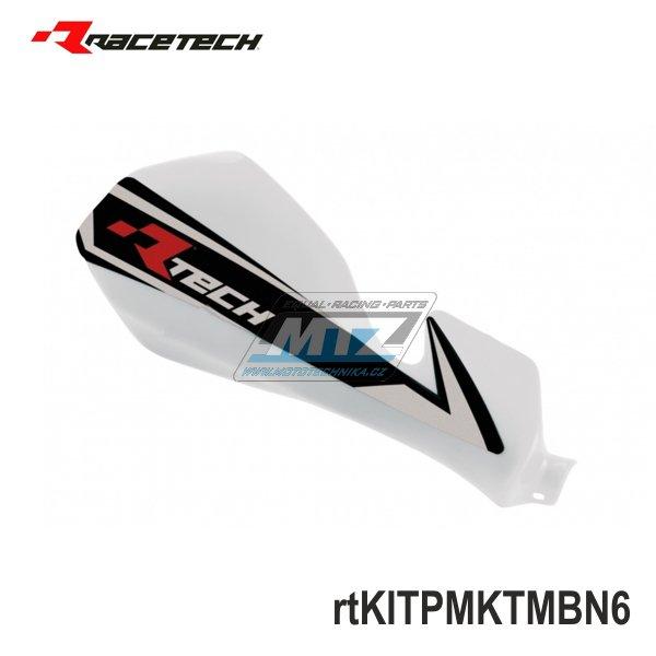 Kryty páček do objímky KTM+TM bílé