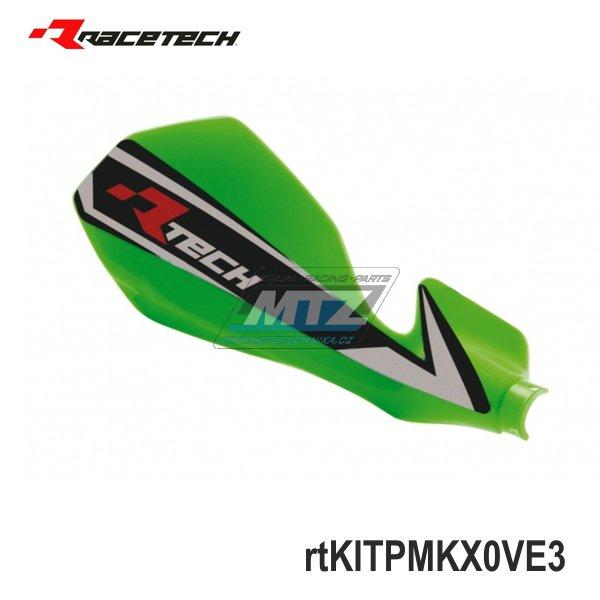 Kryty páček do objímky KX zelené