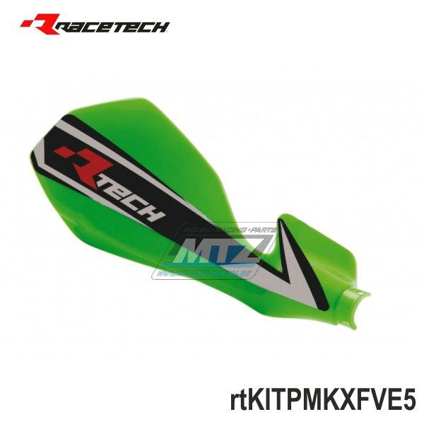 Kryty páček do objímky KXF zelené