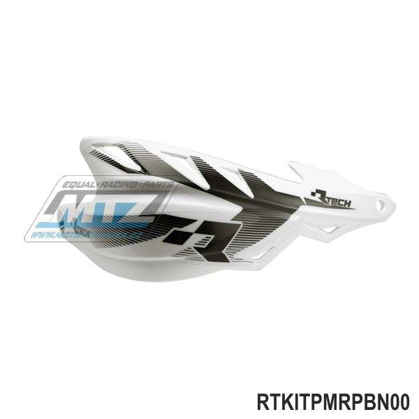 Booster Racetech/MEC RAPTOR včetně universálního montážního kitu - barva bílá