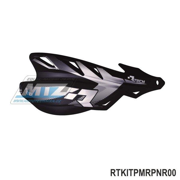 Booster Racetech/MEC RAPTOR včetně universálního montážního kitu - barva černá