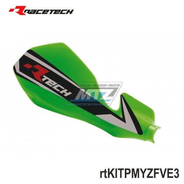 Kryty páček do objímky KX+YZ zelené