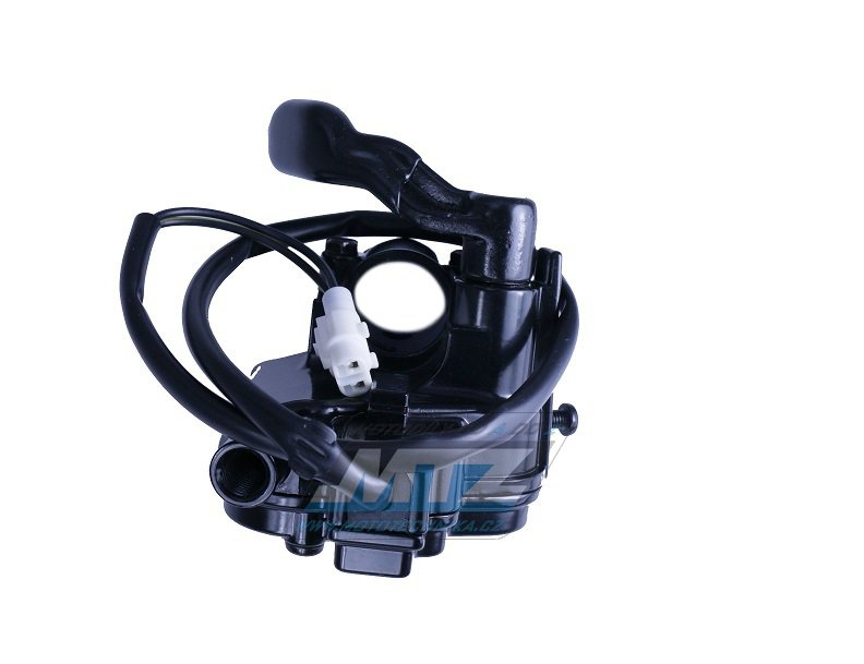 Rychlopal (ovládání plynu) na palec - univerzální pro čtyřkolky (verze Yamaha Raptor)