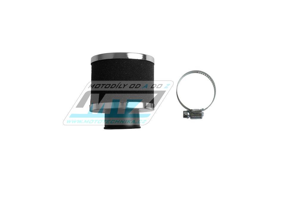 Filtr Pitbike s přírubou - průměr 30mm - přímý