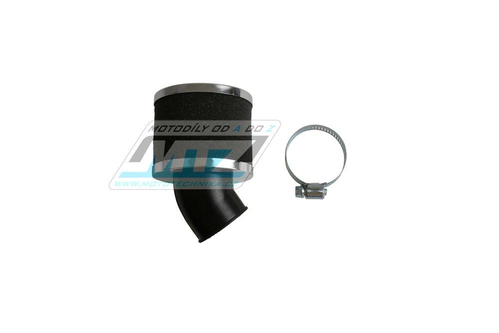 Filtr Pitbike s přírubou - průměr 35mm - úhel 45°